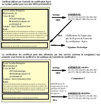 Figure 19-5. Certificat