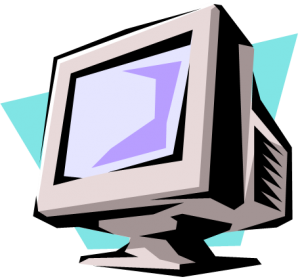 video ecran ordinateur