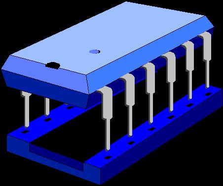 circuit integre classique