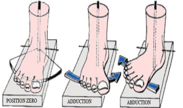 Cours-gratuit-Les mouvements de torsion du pied